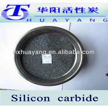 98% de poudre de carbure de silicium noir pour le jet d'eau