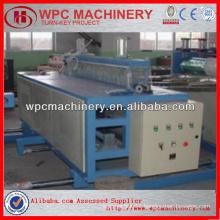 WPC solid wood double entry door machine