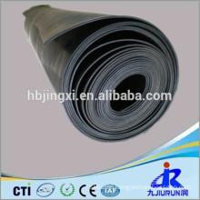 Black SBR Vulcanized Rubber Sheet with High Quality