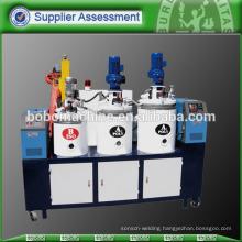pu elastomer machinery