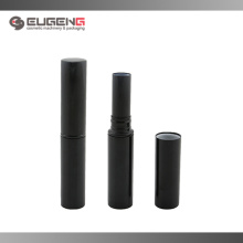 metal black lipstick tube