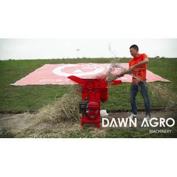 DAWN AGRO Multi Crop Thresher for Paddy Rice Sorghum
