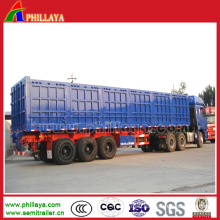 3 Axles Semi Tipping Trailer