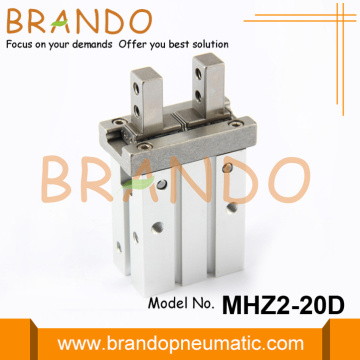 SMC Type MHZ2 Series Pneumatic Air Parallel Gripper