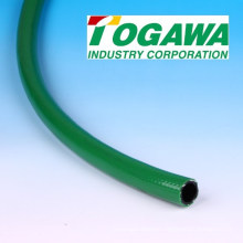 Super water hose (PVC) for washing & sprinkling water. Manufactured by Togawa Industry. Made in Japan (1 inch water hose)
