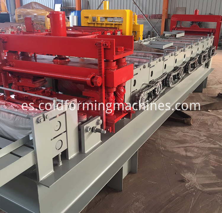 Car fender Making Machine 4