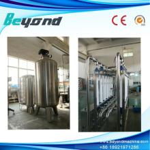 Proveedor de la planta de tratamiento de agua potable purificada china