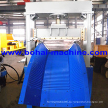 Бохайский стальной профильный станок для профилирования крыши