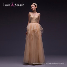 OB96051 lace appliqued sweetheart neckline floor length beaded sequined long sweetheart prom dresses