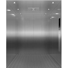 Ascenseur de cargaison de supermarché de centre commercial avec 5 tonnes