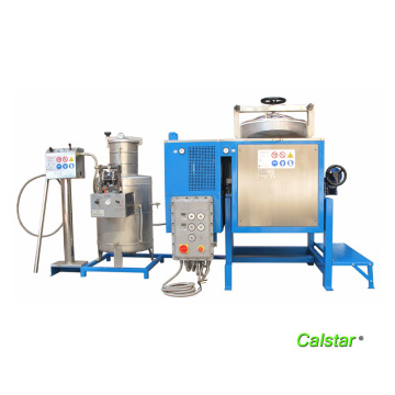 อากาศเย็น Acetate Butyl Recovery Machine