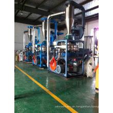 Steifer PVC-Plastik Pulverizer 300kg