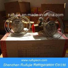 Vannes d'expansion thermostatiques Danfoss R404A / R507 / R22 / R134A Ts2