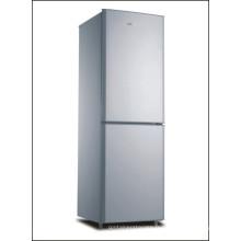 Réfrigérateur à congélateur inférieur à double porte, 139 L