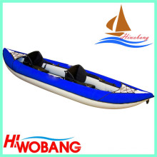 Caiaque inflável chinês 2016, barcos de pesca de plástico para venda
