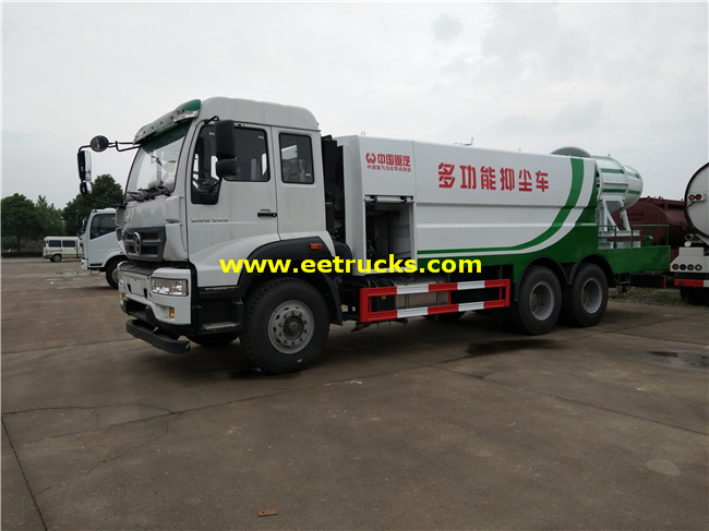 Dust Control Water Vehicles