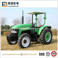 Hot 59kw 80HP 4 Wheel Drive Agricultural Tractor for Sale
