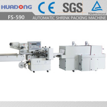 Automatic Instant Noodle Cup Heat Shrink Wrapping Machine