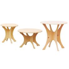 Стол деревянный дисплей
