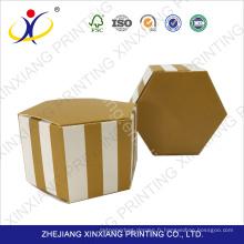 Couleur personnalisée! Vente chaude nouveau style boîte de papier doux
