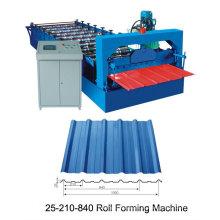 Máquina de painel de telhado automática completa com certificação CE e ISO