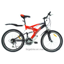 """Vélo de montagne à suspension intégrale 18 """"/ 26"""" (FP-MTB-FLSP002)"""