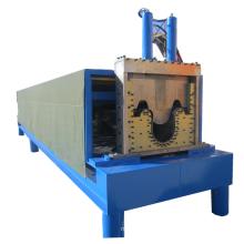 A S Q P Shape Building Machine Roof Building Machine Nut&bolt Panel Quonset Making Machine Screw-joint Metal Steel Tile