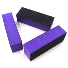 Premium Quality 3 Step Nail Buffer White & Black Color For Polishing