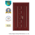 Chinese Style Water Proof MDF Door for Room with White Color (xcl-830)