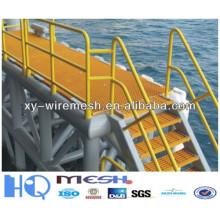 Сварная стальная решетка для нефтеперерабатывающего завода от anping хэбэй