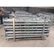 Galvanizing Ground Pile /Helical Pile / Screw Pile