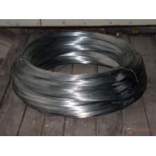 Строительные материалы Черный обожженный стальной переплёт железной проволоки (anjia-260)