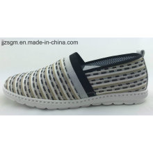 Casual Espadrille/Canvas Fabric Flat Shoes for Women