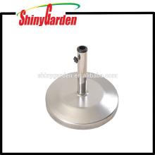 Stainless Steel umbrella base