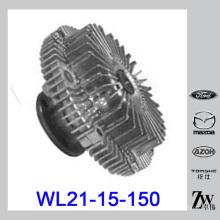 Embreagem do ventilador para Mazda B2500 OEM WL2115150 WL21-15-150