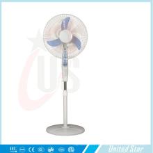 Unitedstar 16 '' Rechargeble / ventilador de DC (USDC-424) com CE / RoHS