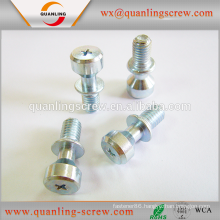Hot sale top quality best price customize stainless steel special head screw