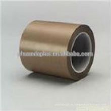 Fiabilidad de la calidad adhesivo fuerte aislamiento electrónico Cintas de teflón