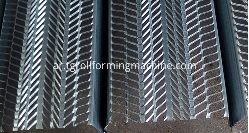 Hi-rib Lath Making Machine