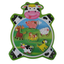 Wooden Puzzle Wooden Jigsaw Puzzle (34203A)