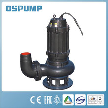 Ocean Brand WQ/QW Submersible Dredge Pump, Basement Sewage Pump