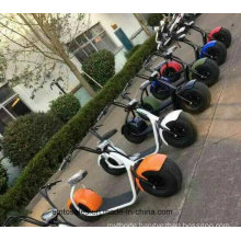 Harley Style Cheap Electric Motorbike 60V Battery Pedal Scooter
