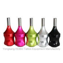 Hot Sale 30 milímetros cartucho de alumínio Tattoo Grips suprimentos
