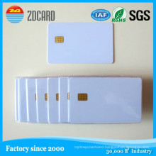 Plastic Contact IC Chip Smart Blank RFID Card