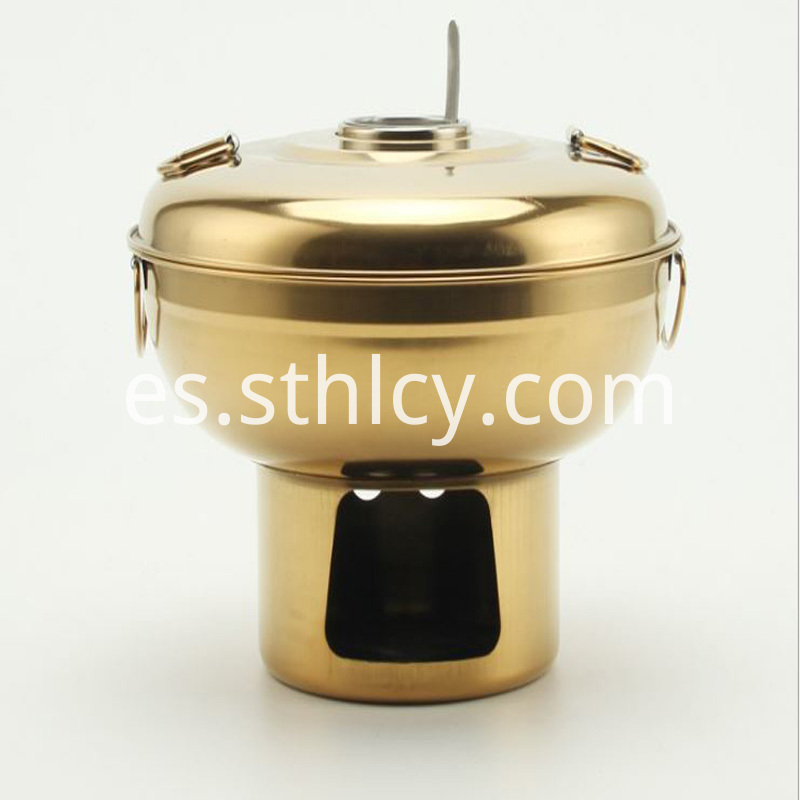 Stainless Steel Hot Pot Cooker