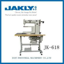 JK618 Industrielle elektronische Schuheinstellungsmaschine mit doppelter Öse