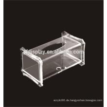 Rechteck-Siebdruck-Logo Acryl-Boxen für Hotel