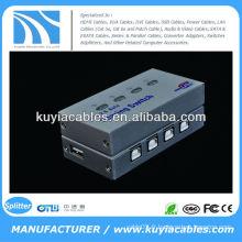 Interrupteur de partage automatique USB 4 Port USB 4 PC sur 1 Imprimante / Scanner