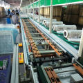 Kundenspezifische Speed ​​Chain Conveyor Belt Systeme