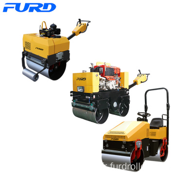 Hydraulic Direct Drive CVT Mini Road Compact Roller Compactor